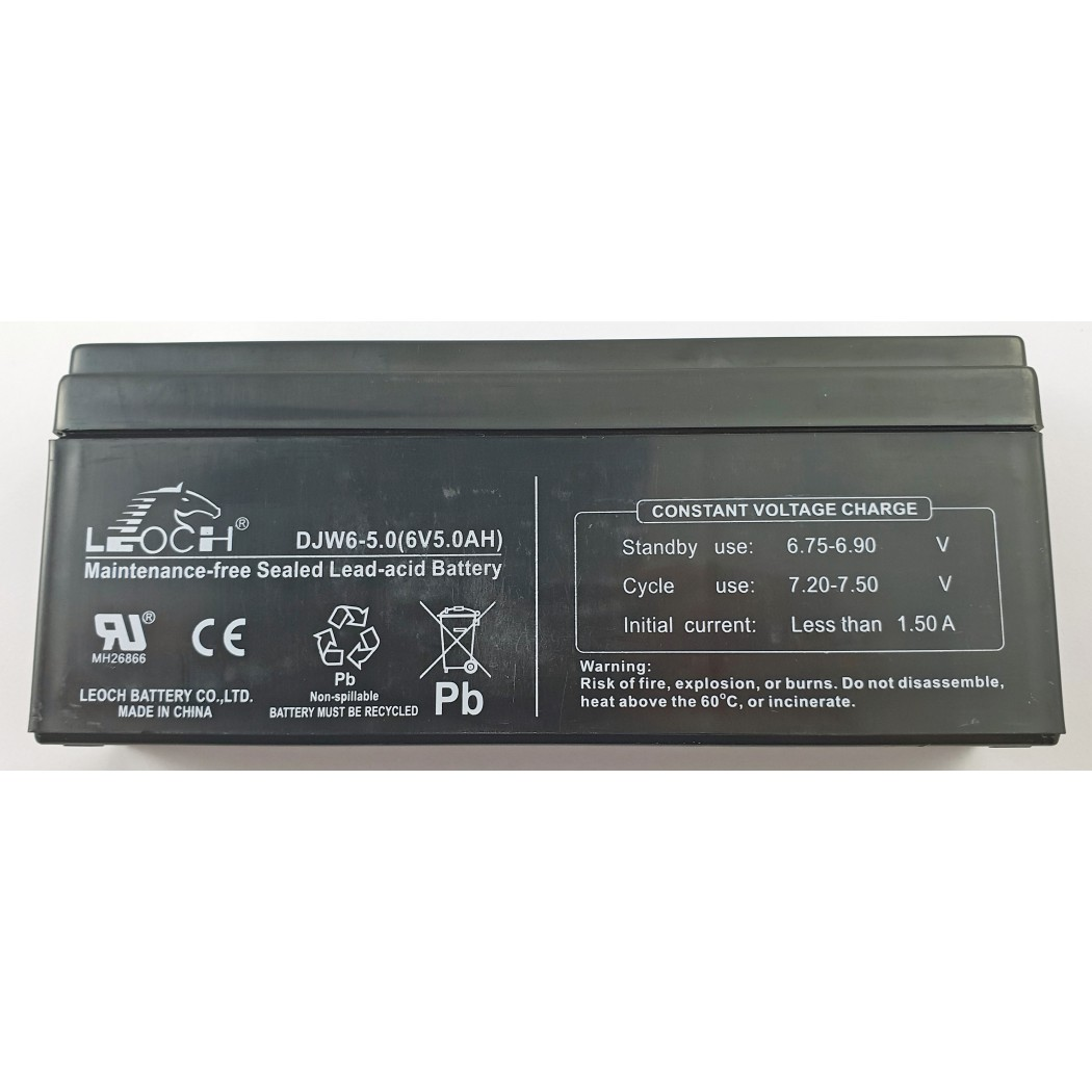 72198198 - DJW6-5.0 rechargeable battery