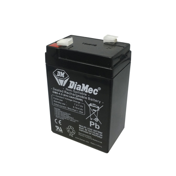 80120026 - rechargeable battery - OHAUS - EB, EC