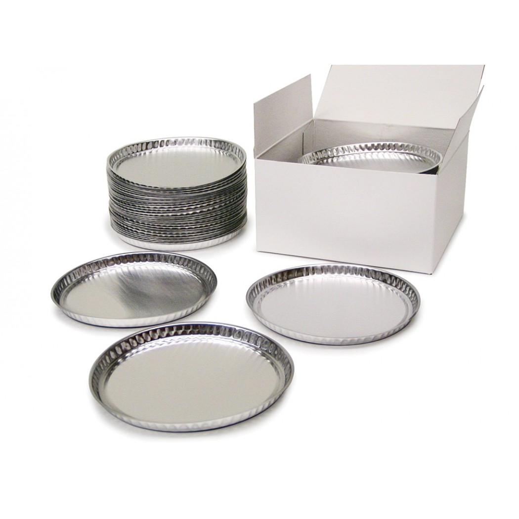 80850086 - moisture balance aluminium sample pans