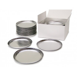 30585411 - moisture balance disposable aluminium sample pans (50 pans)