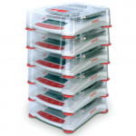30268987 - OHAUS Scout stacking and storage cover set