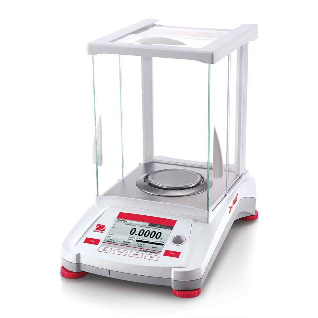 OHAUS Adventurer AX224/E analytical balance