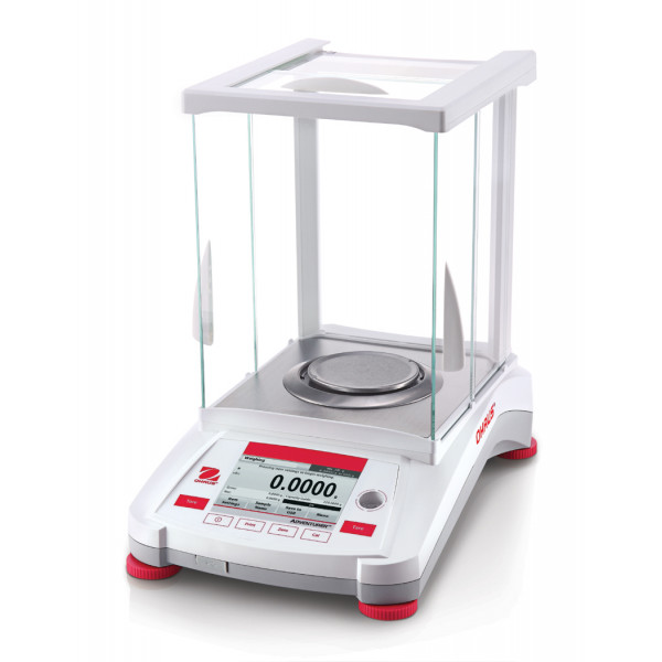 OHAUS Adventurer AX124M - 120g x 0.001g Trade Approved analytical balance