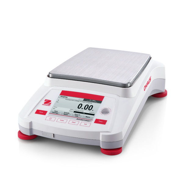 OHAUS Adventurer AX8201M - 8200g x 1g Trade Approved precision balance
