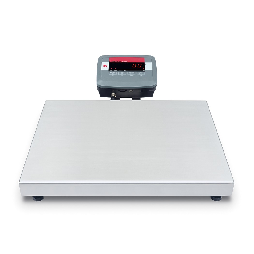 OHAUS Catapult 5000 C51XE50L shipping scale