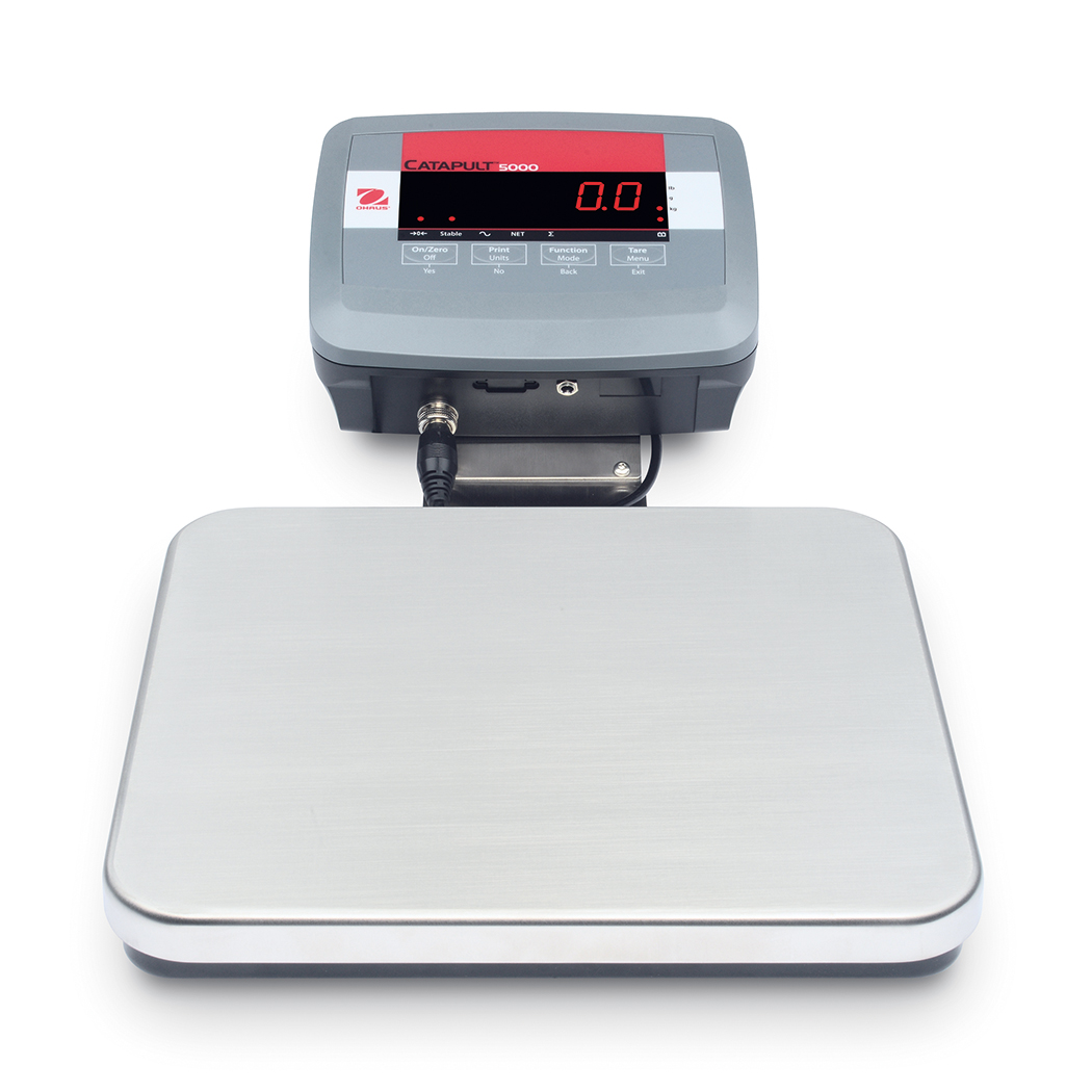 OHAUS Catapult 5000 C51XE6R shipping scale