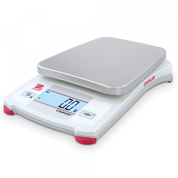 OHAUS Compass CX1201 - 1200g x 0.1g compact scale