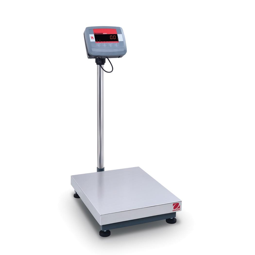OHAUS Defender 2000 D24PE60FL platform scale