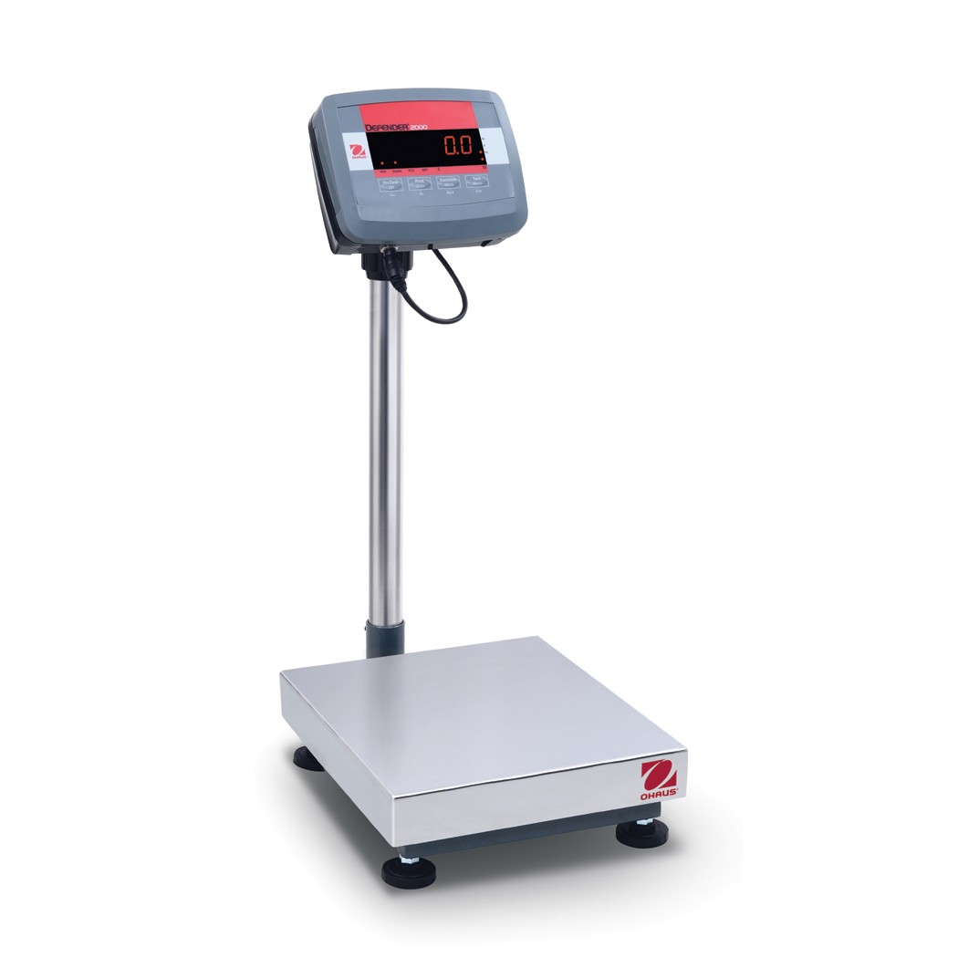 OHAUS Defender 2000 D24PE60FR platform scale