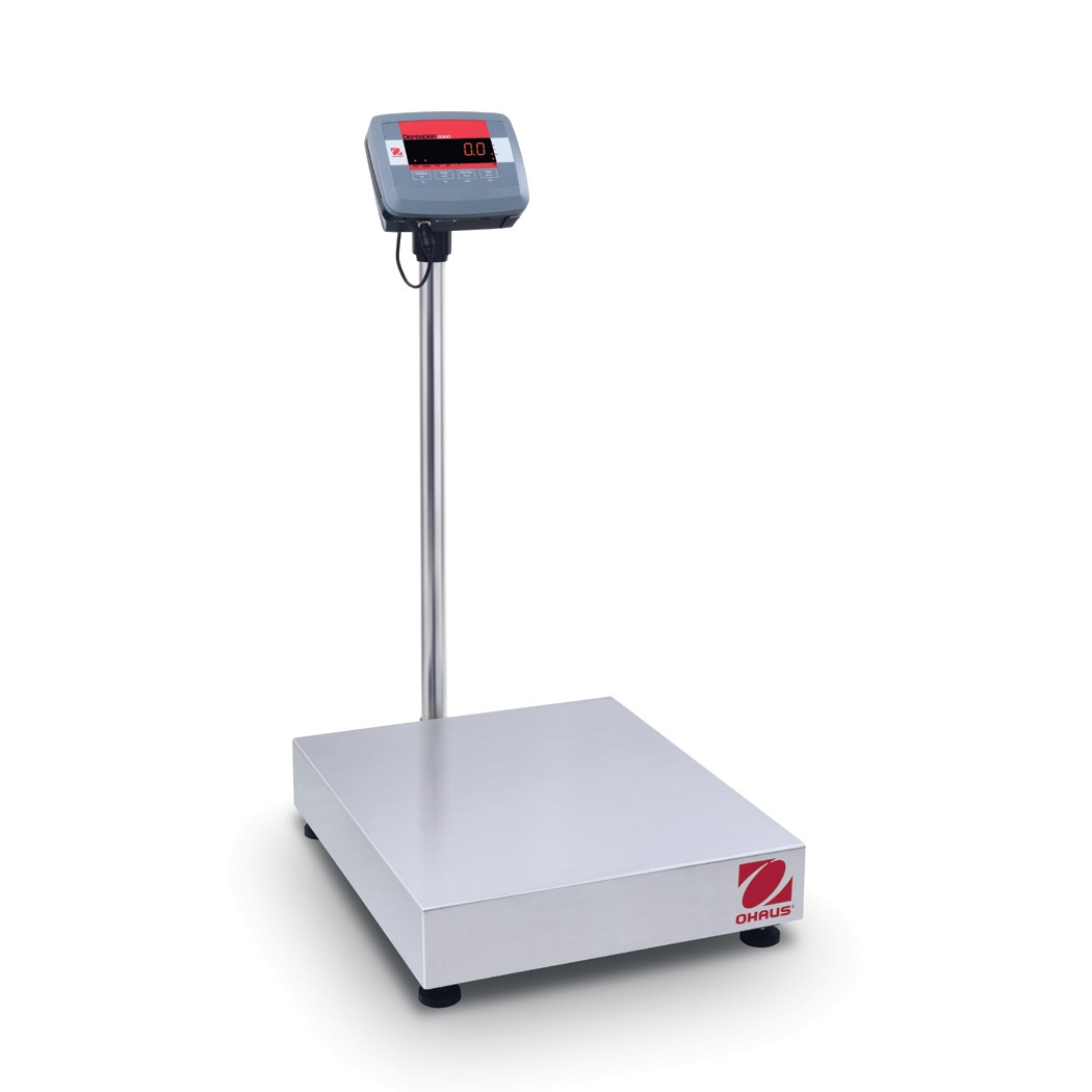 OHAUS Defender 2000 D24PE300FX platform scale