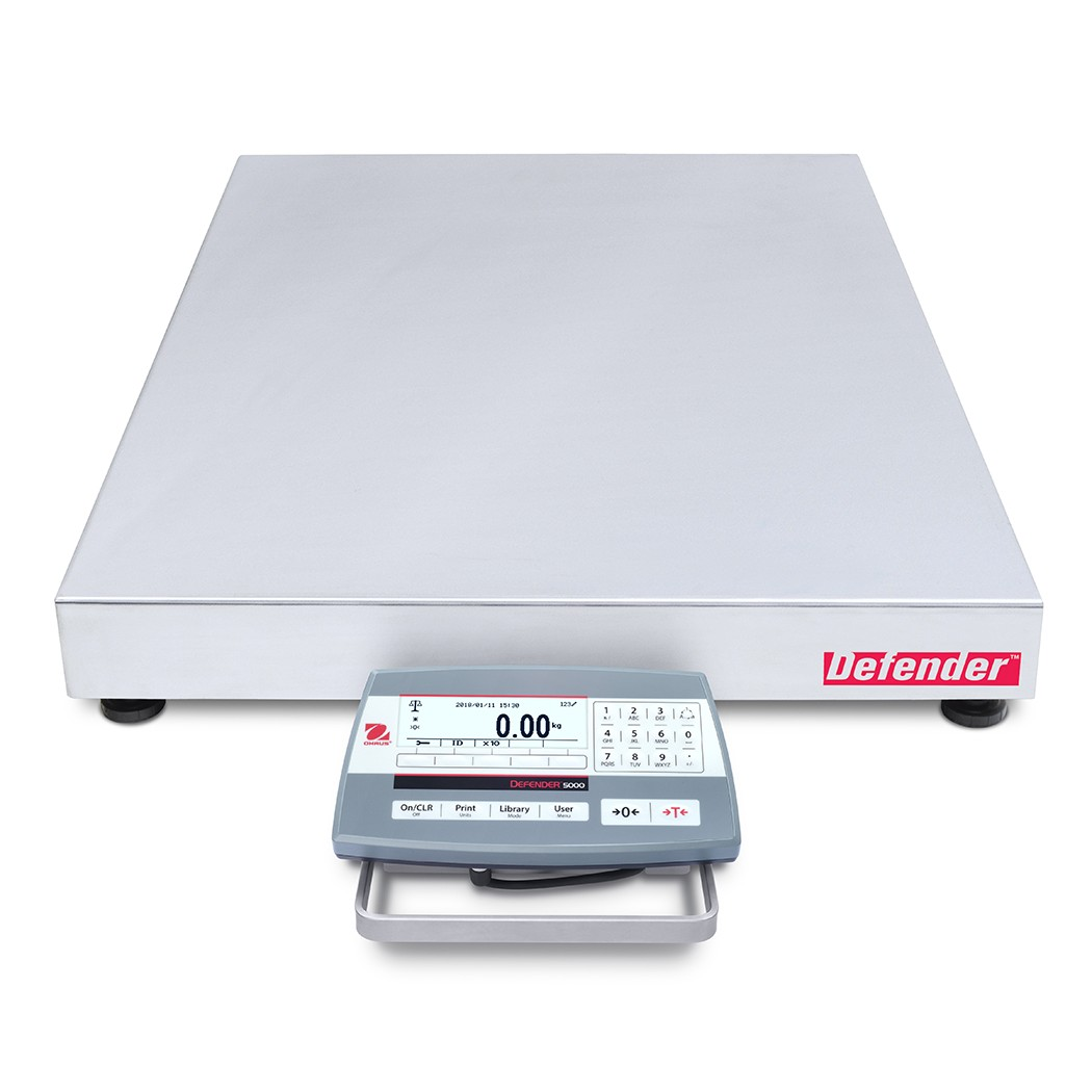 OHAUS Defender 5000 D52P150RQDX5 bench scale