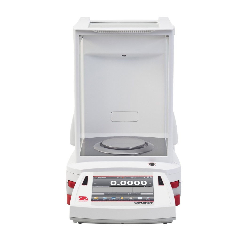OHAUS Explorer EX124 analytical balance