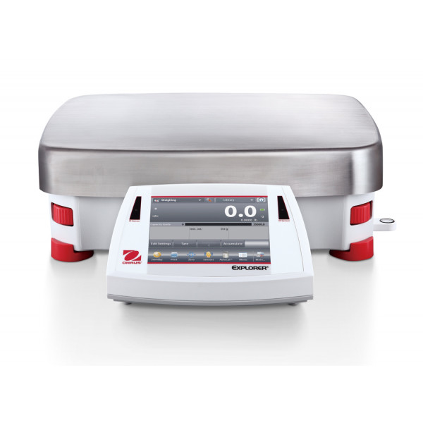 OHAUS Explorer EX12001 high capacity precision balance