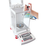 OHAUS Explorer EX225D/AD semi-micro balance