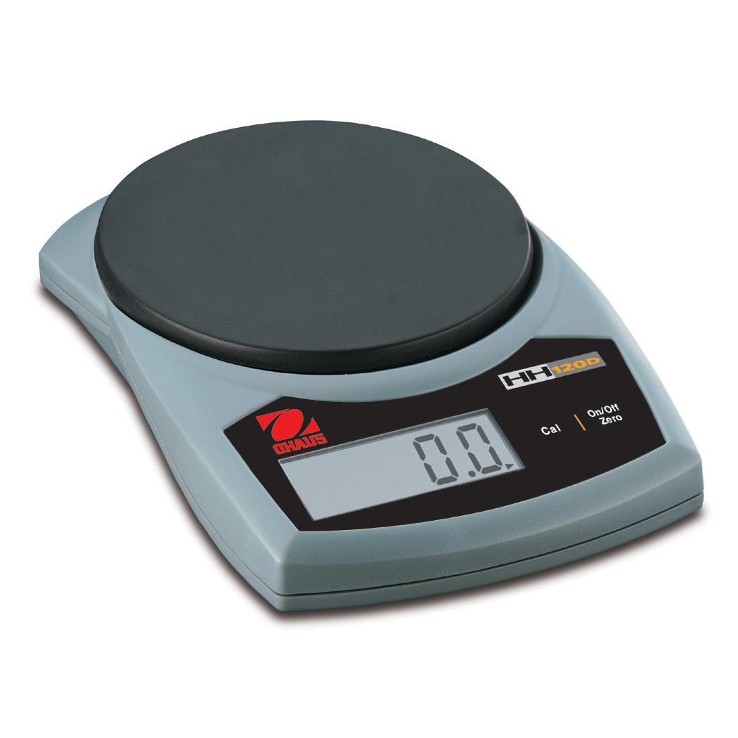 OHAUS HH120D compact scale