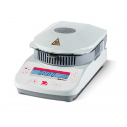 OHAUS MB25 - 110g x 0.005g / 0.05% moisture analyzer