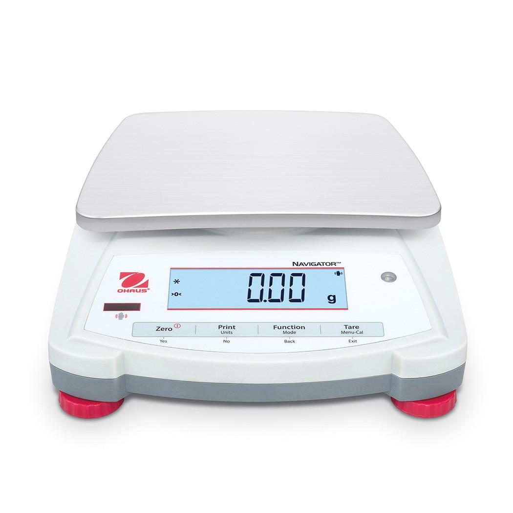 OHAUS Navigator NV1202 - 1200g x 0.01g precision scale