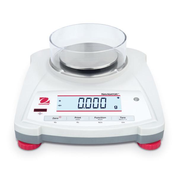 OHAUS Navigator NV323 - 320g x 0.001g precision scale