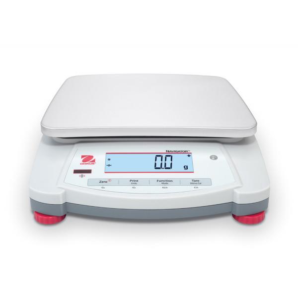 OHAUS Navigator NVT10201 - 10200g x 0.1g precision scale