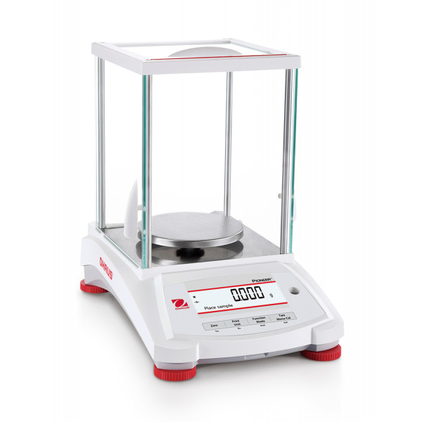 OHAUS Pioneer PX523 - 520g x 0.001g precision balance, internal calibration