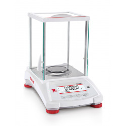OHAUS Pioneer PX225D - 82/220g x 0.01/0.1mg semi-micro balance