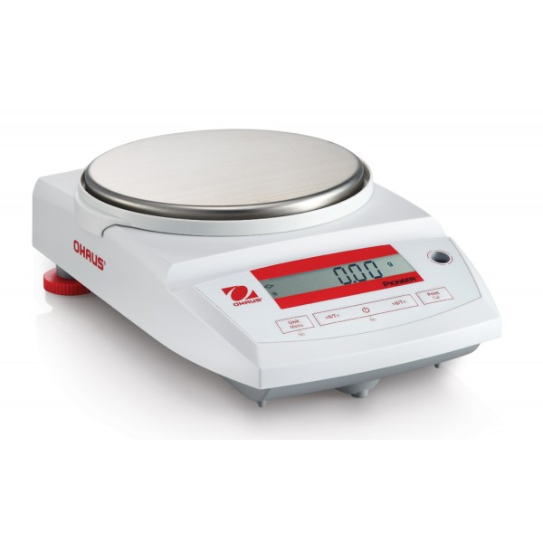 OHAUS Pioneer PA4102C precision balance with InCal
