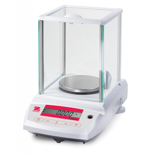 OHAUS Pioneer PA213C precision balance with InCal