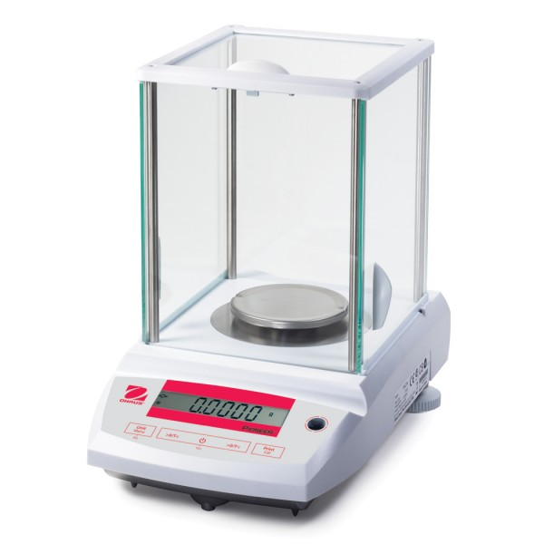 OHAUS Pioneer PA214C analytical balance with InCal