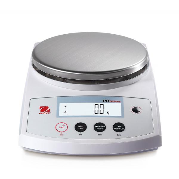 OHAUS PR6201/E - 6200g x 0.1g precision balance