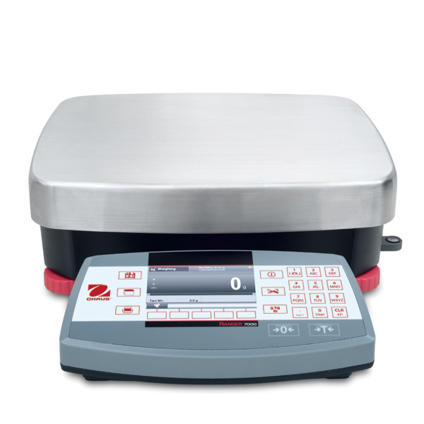 OHAUS Ranger 7000 R71MHD15 high capacity precision scale