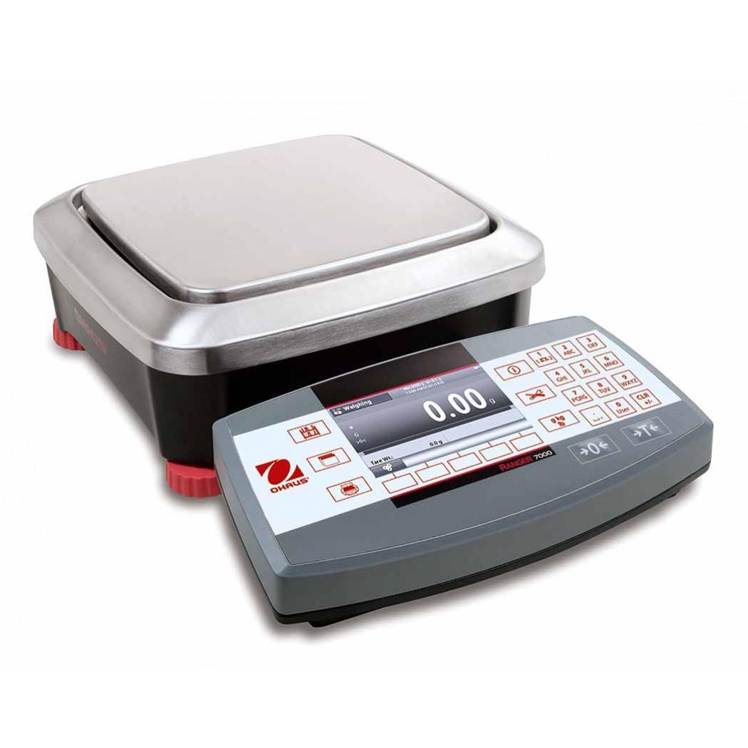 OHAUS Ranger 7000 R71MHD3 precision scale