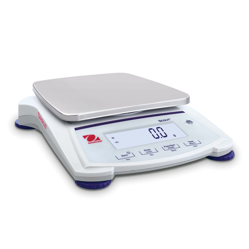 OHAUS Scout SJX3201/E jewellery scale