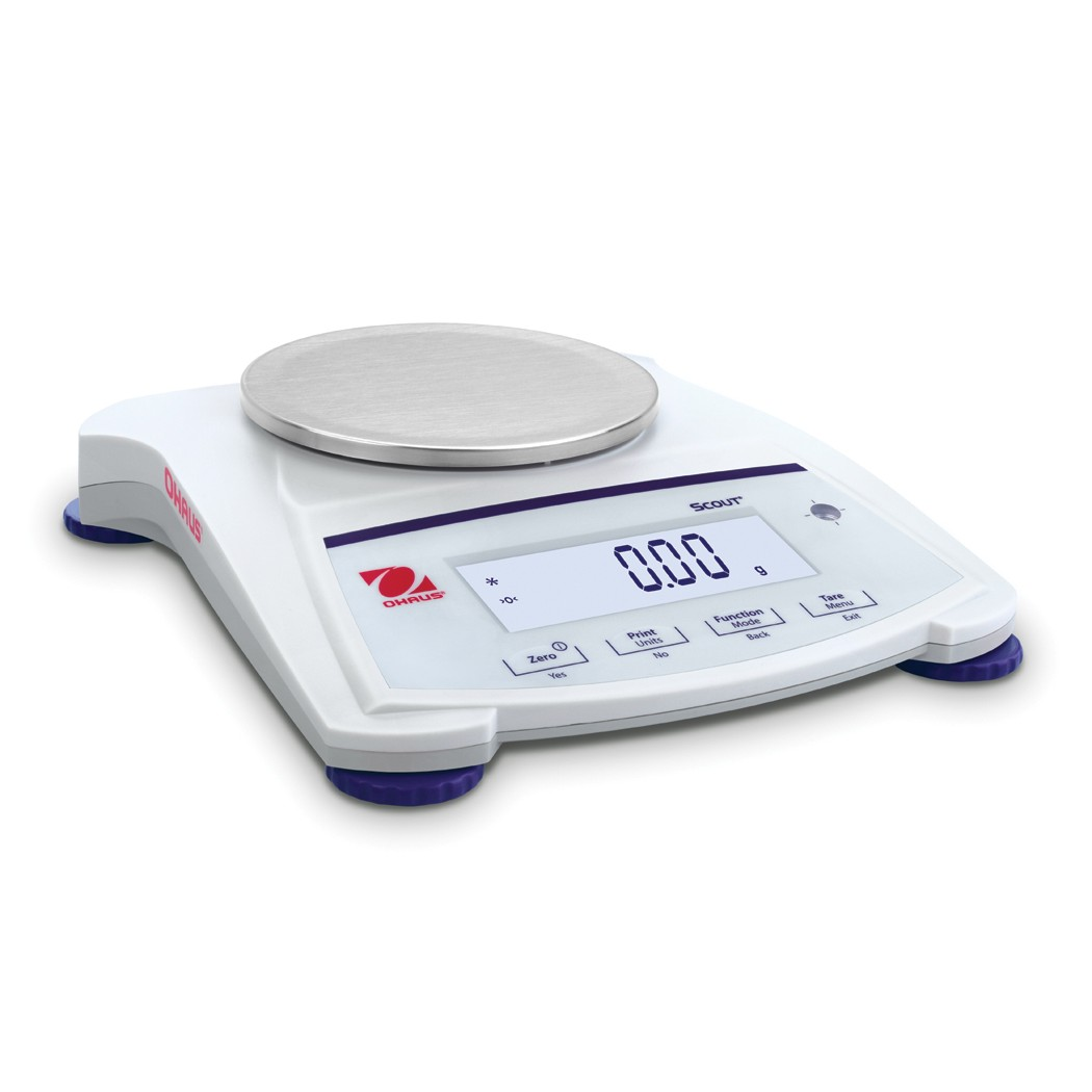 OHAUS Scout SJX622/E jewellery scale