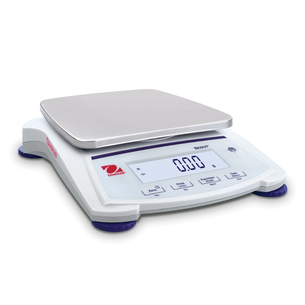 OHAUS Scout SJX1502/E jewellery scale