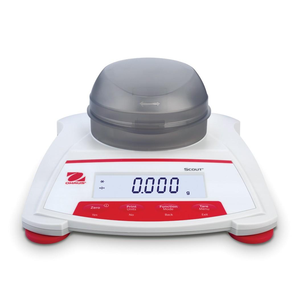 OHAUS Scout SKX123 precision scale