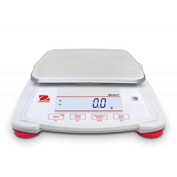 OHAUS Scout SPX2201 - 2200g x 0.1g precision scale