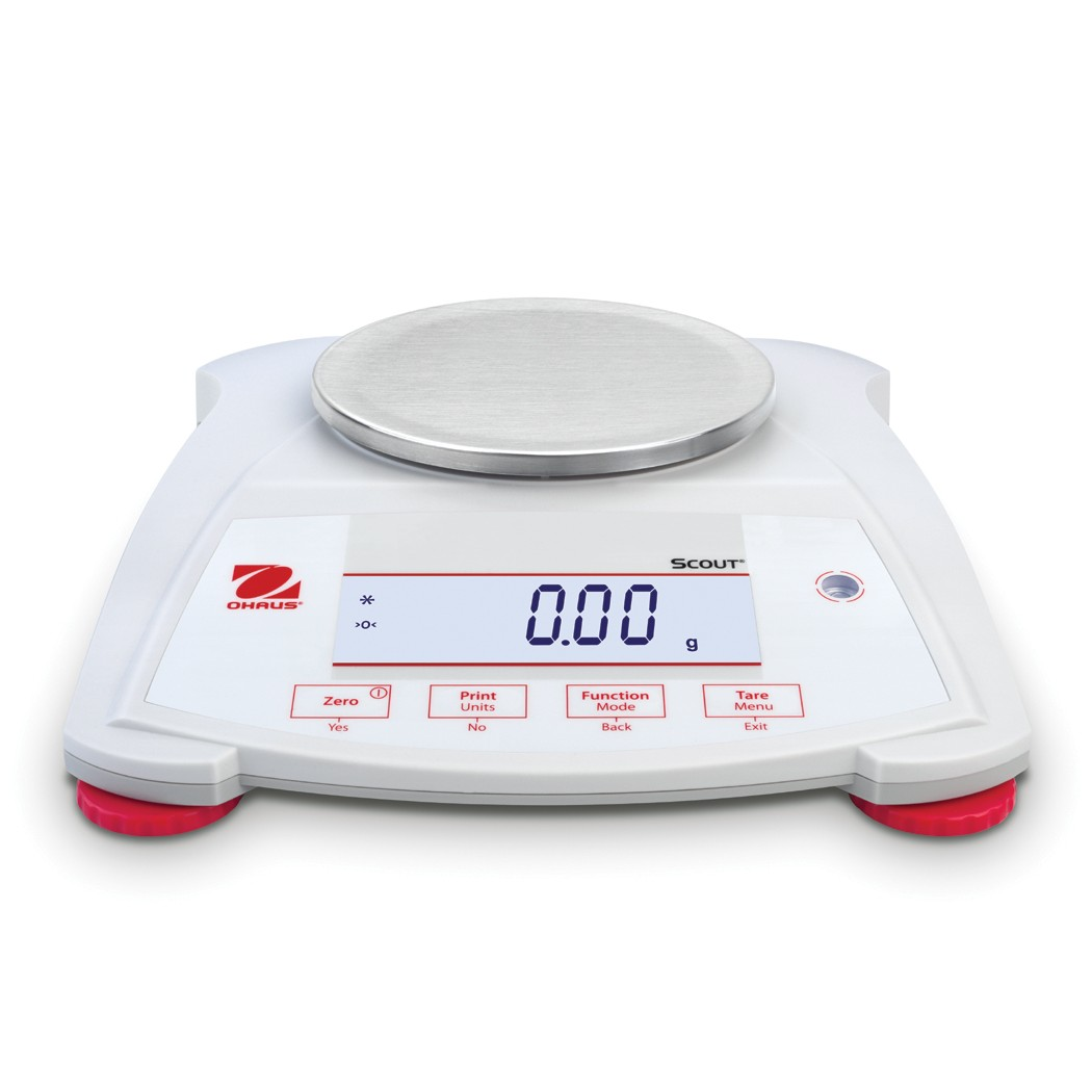 OHAUS Scout SPX222 precision scale