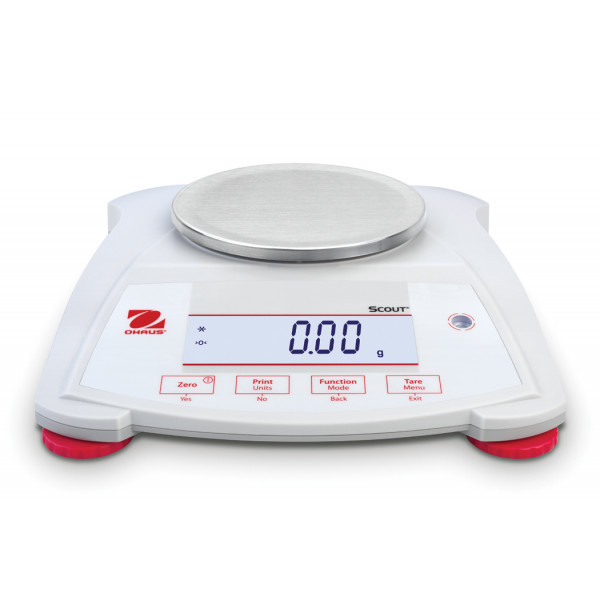 OHAUS Scout SPX222 - 220g x 0.01g precision scale