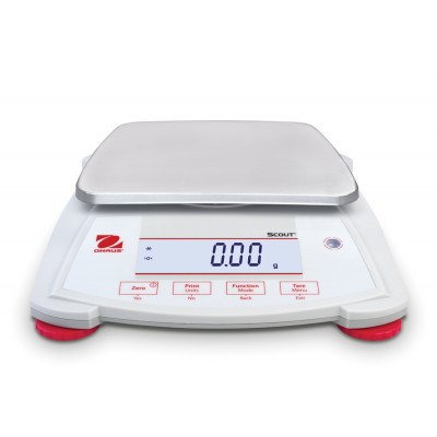 OHAUS Scout SPX1202 - 1200g x 0.01g precision scale