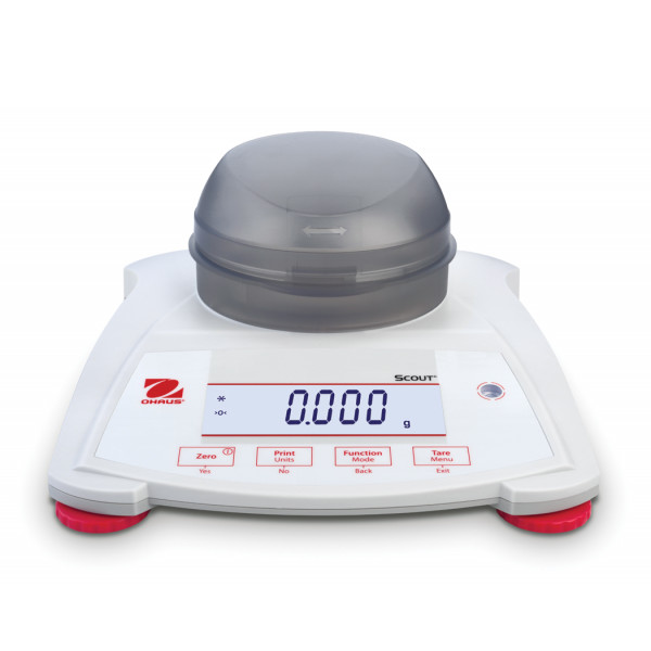 OHAUS Scout SPX223 - 220g x 0.001g precision scale