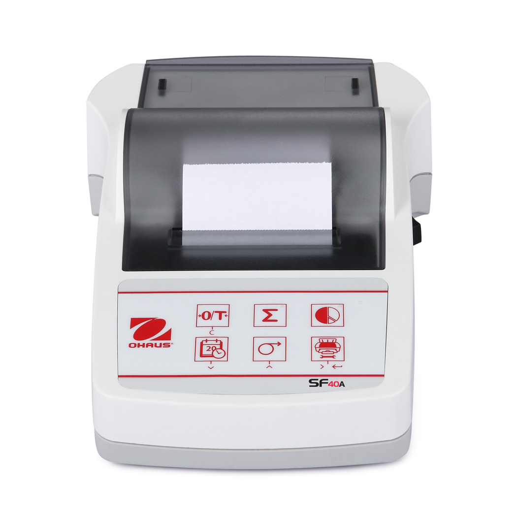OHAUS SF40A printer
