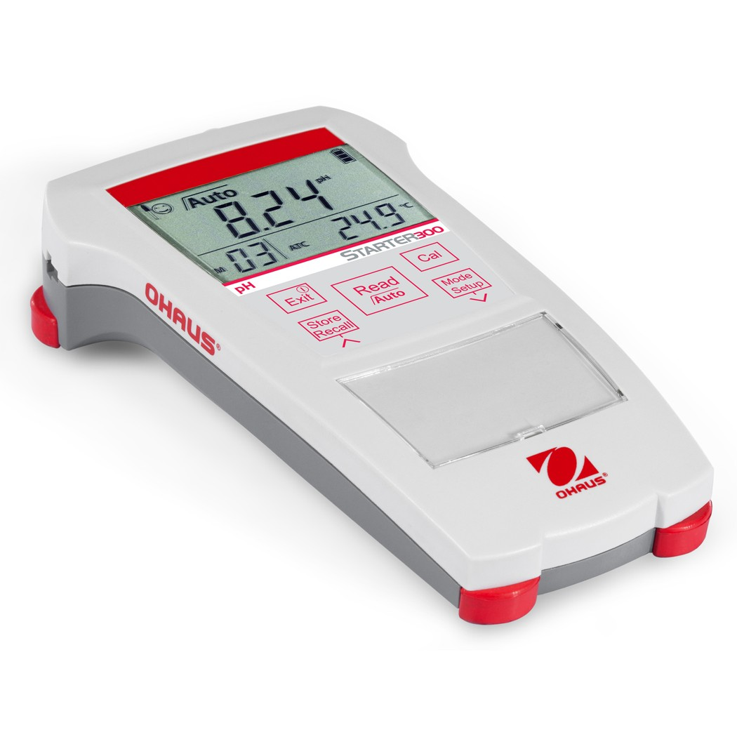 OHAUS ST-300G pH meter kit