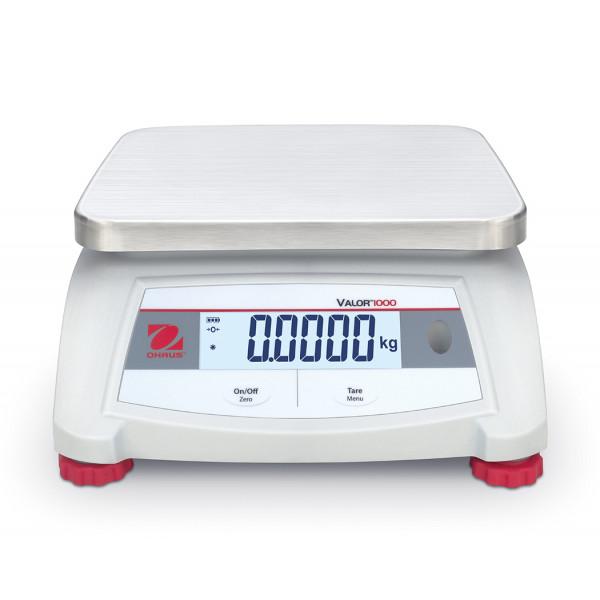 OHAUS Valor 1000 V12P3 - 3kg x 0.0005kg bench scale