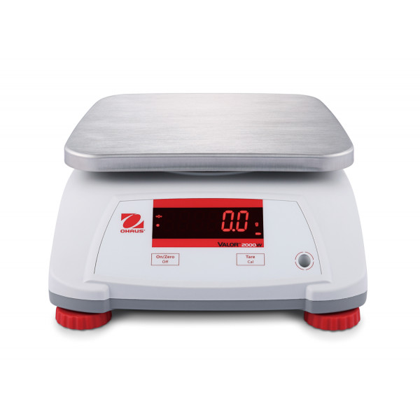 OHAUS Valor 2000 V22PWE30T washdown bench scale
