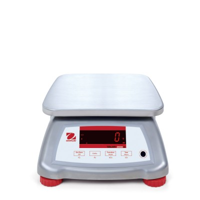 OHAUS Valor 2000 V22XWE30T - 30kg x 5g washdown bench scale