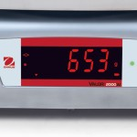 OHAUS Valor 2000 V22XWE30T washdown bench scale