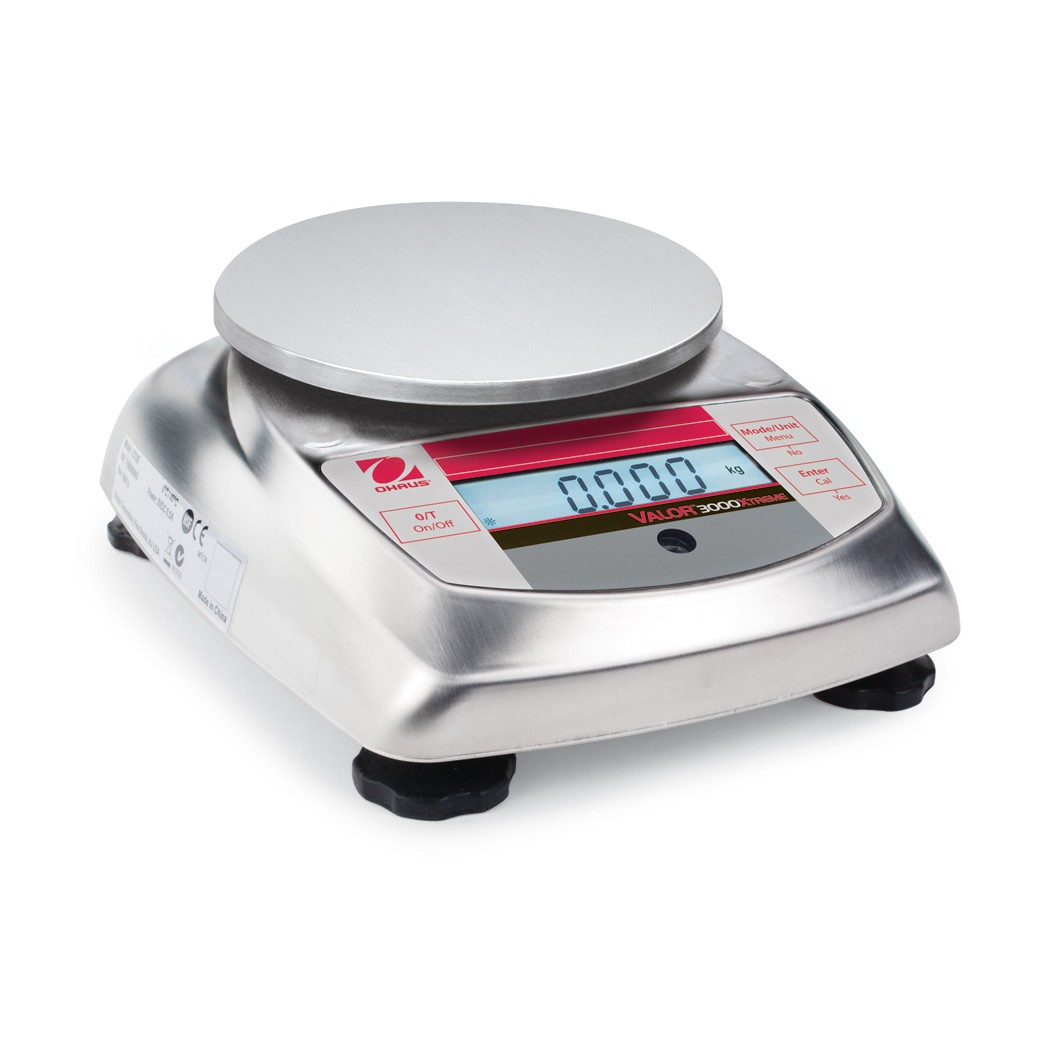 OHAUS Valor 3000 Xtreme V31XH202 bench scale