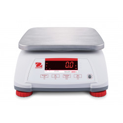 OHAUS Valor 4000 V41PWE1501T - 1.5kg x 0.5g - Trade Approved washdown bench scale