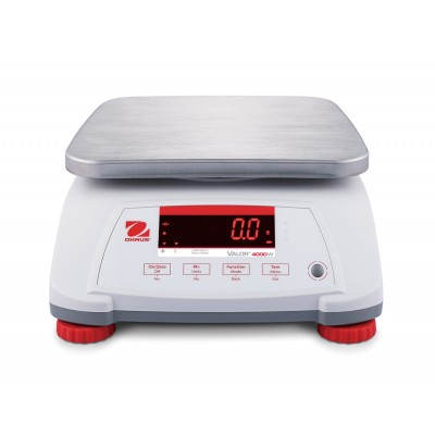 OHAUS Valor 4000 V41PWE3T washdown bench scale