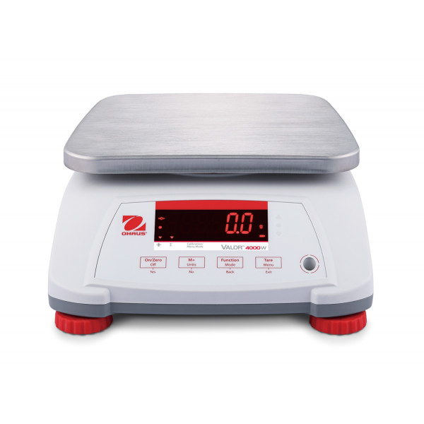 OHAUS Valor 4000 V41PWE3T Trade Approved washdown bench scale